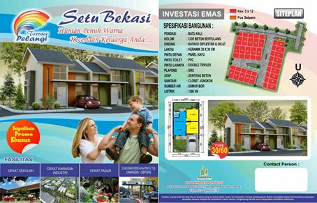 terrace pelangi Bekasi Jawa Barat