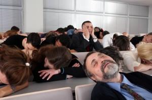 seminar membosankan