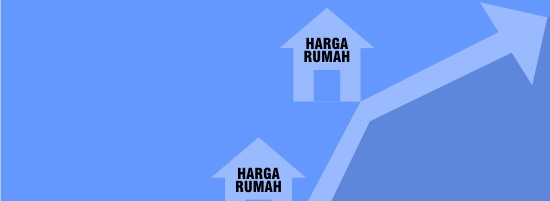 harga-rumah naik terus