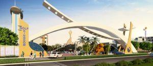 gerbang proyek