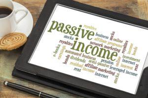 passive income dari properti