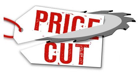 price cut properti