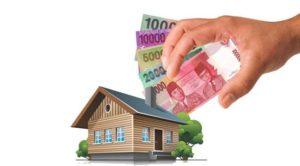 uang muka konsumen properti