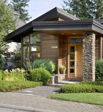 rahasia mendesain rumah sederhana yang elegan - asriman